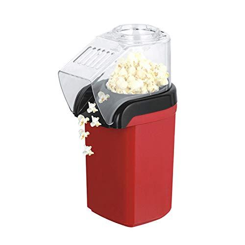 Raburt 1200W Heißluft Popper Popcorn Hersteller mit Schutzabdeckung und Messbecher Küchenzubehör für elektrische Maschinen