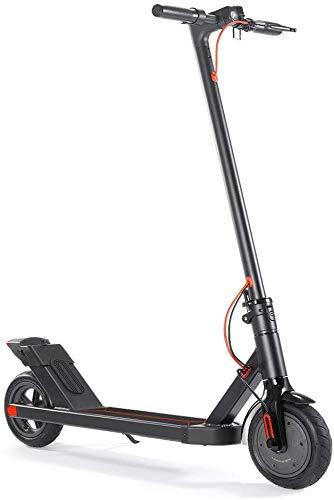 OUXI Elektro-Scooter für Erwachsene, zusammenklappbar, E-Scooter, L9 Motor 350 W aus Aluminiumlegierung, leicht zu transportieren, sehr leicht