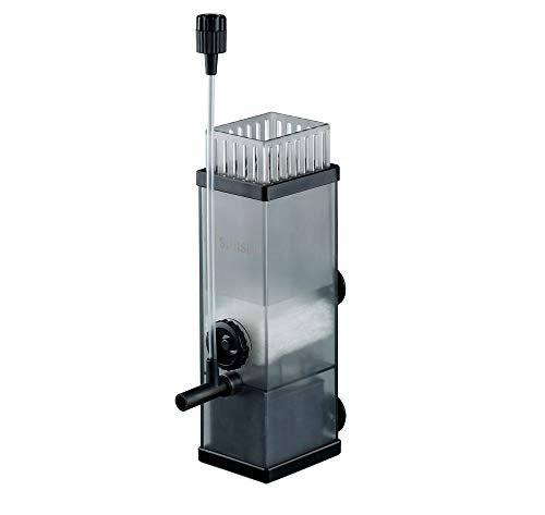 AquaOne Aquarium Oberflächenskimmer JY-03 Innenfilter Absauger Kahmhaut Pumpe Wasseroberflächenabsauger Aquariumfilter 300l Filter
