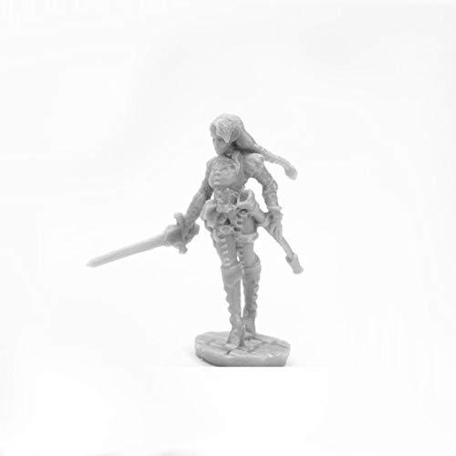 Pechetruite 1 x Bryn Half ELF Rogue - Reaper Bones Figurine pour Jeux de Roles Plateau - 77753
