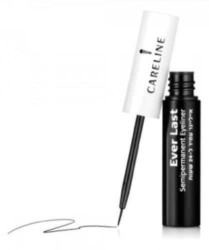 Careline Everlast Semipermanent Eyeliner Long Lasting Up to 24 Hours by Careline