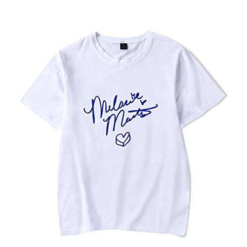 JFLY Harajuku Camisetas De Mujer Vogue Cry Baby Melanie Martinez Estampado Estético Vintage Mujer Camisetas 2021 Verano Sexy Ropa De Mujer