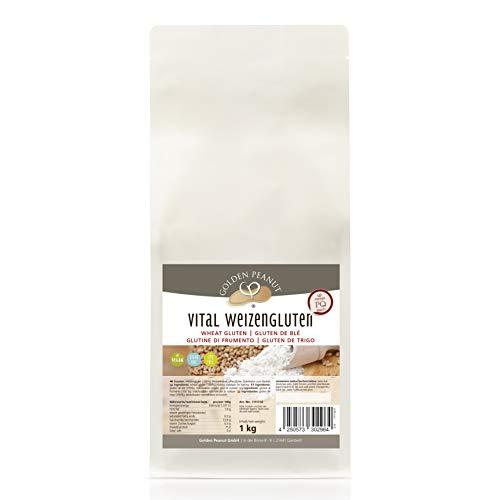 Vital Weizengluten 1 kg Weizenkleber Seitan Weizeneiweiss