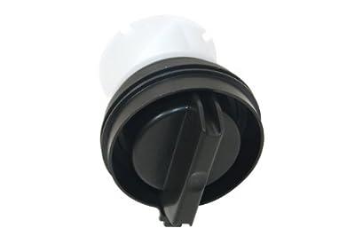 New Genuine Bosch 614351 Washing Machine Drain Pump Filter Insert