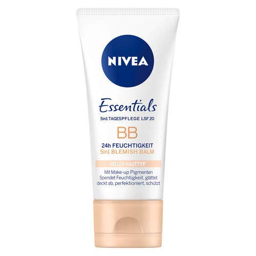 NIVEA VISAGE BB Cream hell 50 ml
