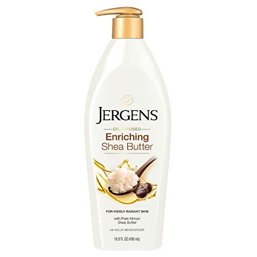 Jergens Shea Butter 497 ml Pump (Körperpflege; Feuchtigkeitscremes)