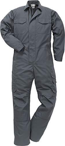 Fristads 100438 Kansas Workwear Overall Gr. Small, dunkelgrau