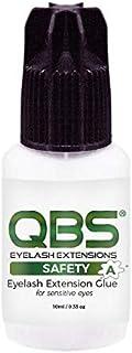QBS SAFETY Hypoallergenic Eyelash Extension Glue Lijm | Wimperextensions lijm |Professionele Ultrasnelle Wimperlijm | (5g)