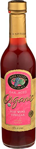 Napa Valley Naturals Organic Red Wine Vinegar, 12.7 oz