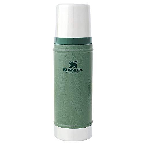 STANLEY(スタンレー) クラシック真空ボトル 0.47L グリーン 水筒 保冷 保温 保証 01228-075 (日本正規品)