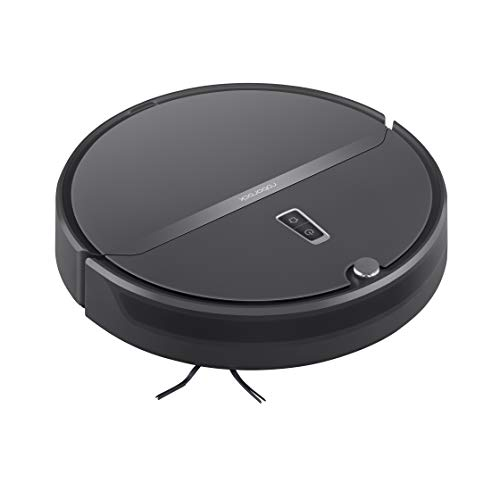 Roborock Robot Vacuum Cleaner Sweeping and Mopping Robotic Vacuum with App Control, 2000Pa Strong Suction for Thin Carpet, Pet Hair and All Types of Floor