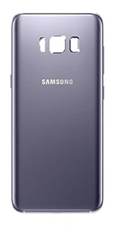 Todotumovil Tapa de bateria Cristal Trasero para Samsung Galaxy S8 G950F Gris Oscura