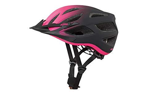 KTM FIDLOCK fahrradhelm Helm Lady Character gr 54-58 - Farbe Auswahlen - (Schwarz/Berry)