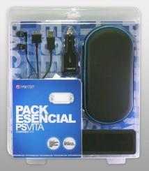 Pack PS VIta Esencial 8 en 1 Woxter