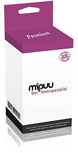 Mipuu Tinta compatible con HP 912XL 3YL81AE cian para Officejet 8012 8010 8014 8015 OfficejetPro 8022 8020 8024 8025 8035-825 páginas