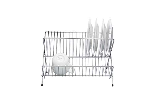 Kitchen Craft, Escurridor de platos plegable, 32.5 x 28 cm