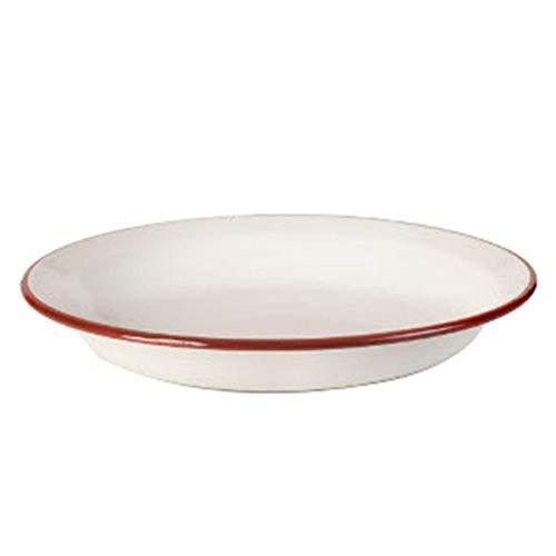 IBILI 908024 Assiette, Ldpe, Blanc, 24 cm