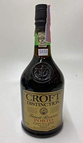 Vintage Bottle - Croft Distinction Finest Reserve Porto Vino Liquoroso 19.5° - 0,75 lt. COD. 5110