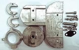 Martyr CMALPHAKITA Aluminum Alloy Merc Alpha Gen II Mercury Anode Kit  Aluminum