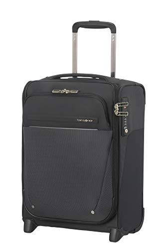 Samsonite B-Lite Icon - Upright with USB port Bagage cabine 45 centimeters 28 Noir (Black)