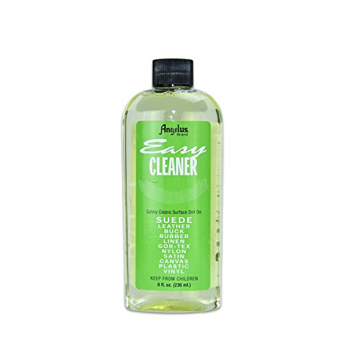 Angelus Easy Cleaner Shoe Cleaner 8 Fluid Ounces