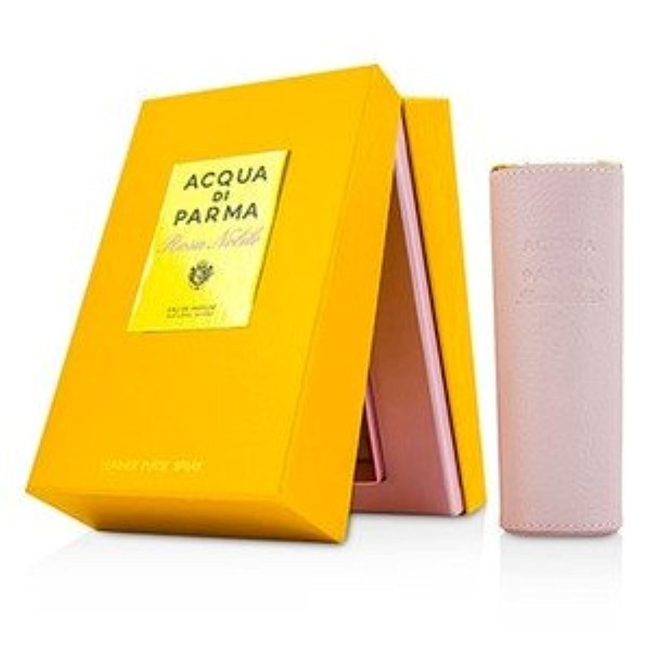 スパーク相互成人期アクア ディ パルマ[Acqua Di Parma] ローズ ノービレ レザー パース スプレー オードパルファム 20ml/0.7oz [並行輸入品]