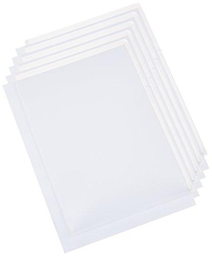 Trägerbogen CS-CA001 für Plastikkarten (5 St.) / für Dokumentenscanner ADS-2100, -2600W
