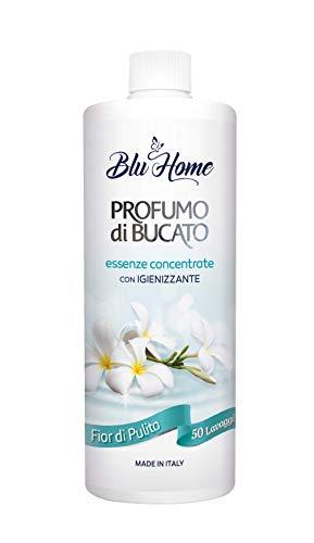 BLU HOME Wäscheparfüm Konzentriert (Frisch Sauber, 500 ml)
