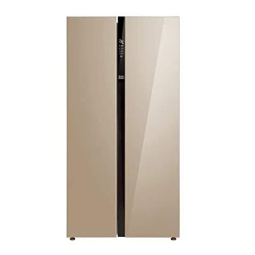 La estrella del bebé 621L gran capacidad, por oro lado del congelador refrigerador de dos puertas [Energía grado A ++]