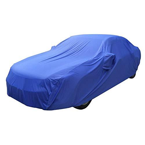 Preisvergleich Produktbild XHDD Auto GM,  Auto Kleidung Samt Stretch Tuch Auto Schönheitssalon Allgemein Auto Kleidung Auto Abdeckung Schutz Sonnenschutz Waterproof car cover,  garage (Color : Red)