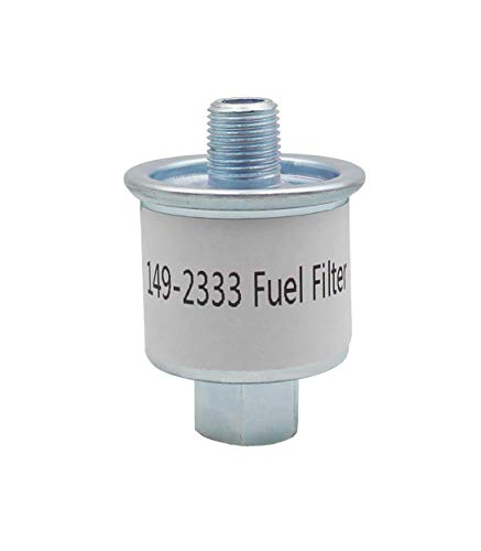 RV Generator Fuel Filter replace for Cummins Onan 149-2333 Fits Emerald Plus 6500, 6300, 5000, 4000/BGE Spec J/BGD Spec A-B/KVC/NHD/NHE/Fits Emerald BGE And NHE Model RV Generators. -  iFJF, E11015;149-2341-01;149-2457