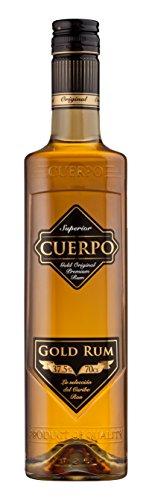 CUERPO Gold Rum (1 x 0.7 l)