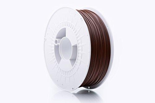 PRINT de Me 5906190615145filamento para impresora 3d Ecoline PLA 1.75mm 1kg, Milk Chocolate