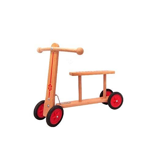 Easy Rider - Patinete de aprendizaje con 4 ruedas de...