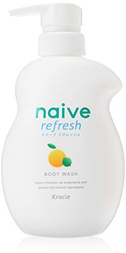 Kracie Naive body wash lemon 530ml