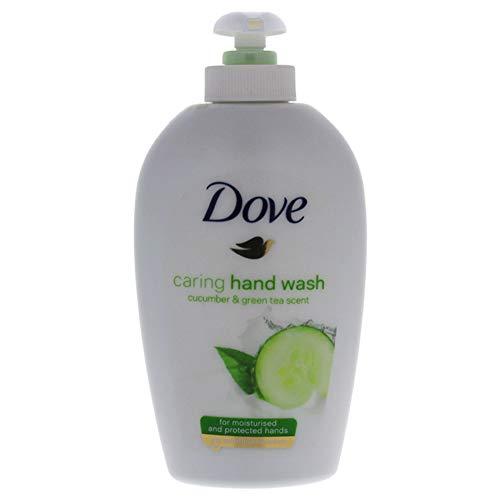 Dove Go Fresh Pepino Y Te Verde Jabon De Manos 250 Ml...