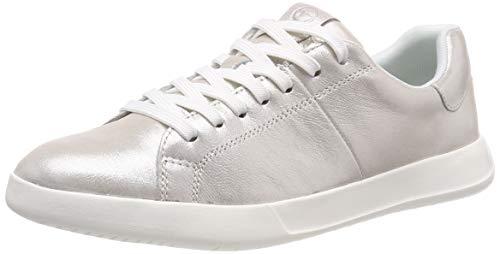 Tamaris Damen 1-1-23613-22 941 Sneaker Silber (Silver 941), 38 EU