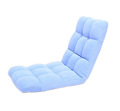 Floor Chair Sofa Home Essential/Lovers Folding Sofa A Lazy Man Sofa/Normal Version, Pink