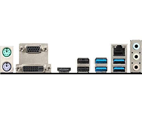 MSI B450M Pro-M2 MAX mATX Presa della scheda madre AM4 M.2/DVI/HDMI/VGA