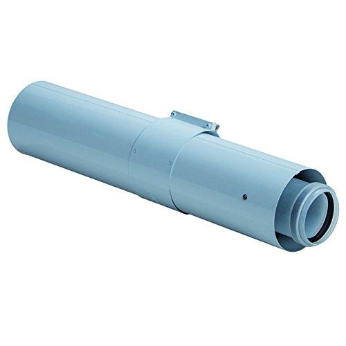Vaillant 303902 Verlängerung 60/100 mm, PP 500 mm