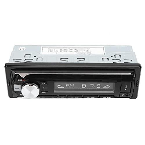 Cloudbox Coche Bluetooth MP3 12V Bluetooth Control Remoto Manos Libres AUX FM Radio Reproductor de MP3 Tarjeta de Disco U Audio estéreo para automóvil