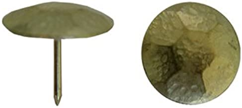 Tachuelas para tapicer/ía Sourcingmap 9,5 mm x 10 mm color plateado