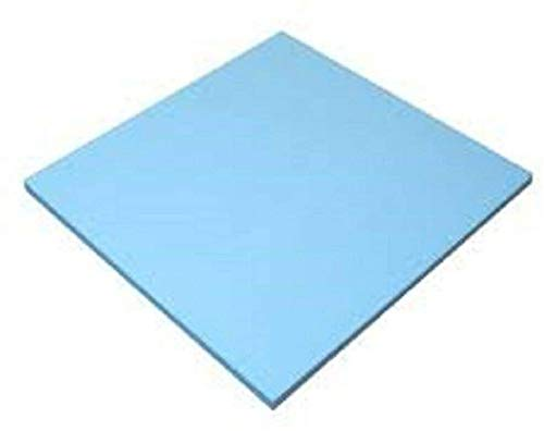 Upholstery Foam - High Density Foam Sheet Cut to Any Size , Replacement Sofa Cushions Size : 60'' x 25'' x 5''