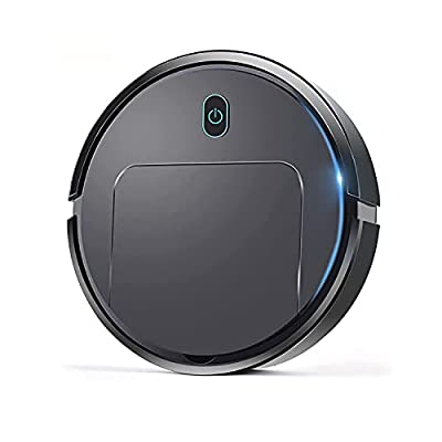 Sweeping Robot with 360° Smart Sensor Protectio,Integral Memory Multiple Cleaning Modes Vacuum Best for Pet Hairs,Tile & Medium Carpet, Floor Cleaner irobot for Wood Floors