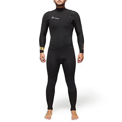 Traje DE Surf Hombre Premium 3/2 ZIPPERLESS Talla XXL