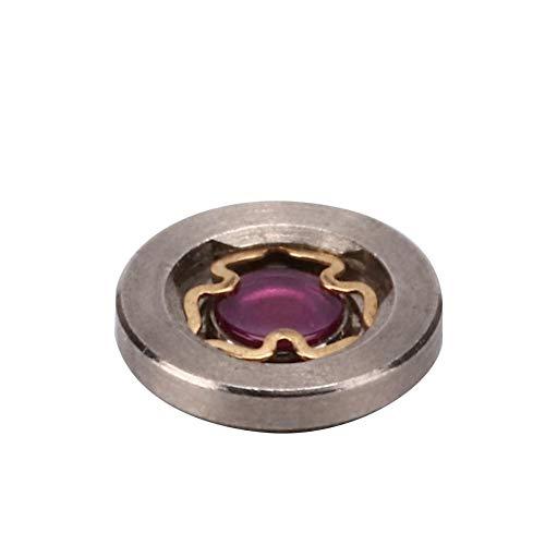 Amortiguador de amortiguadores, 46941 46943 Accesorio de Movimiento de Reloj con Movimiento de Reloj, Puntales de amortiguación(Main Splint Shock Absorber +0mm)