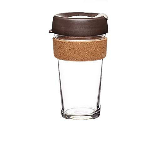 KeepCup Changes Makers Brew Cork - Almond 16oz