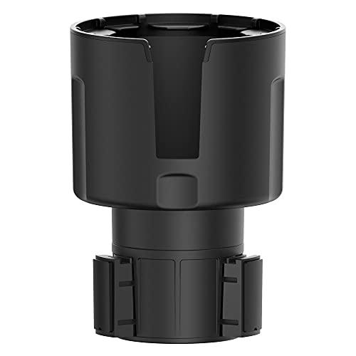 Swigzy Car Cup Holder Expander Adapter (Adjustable) - Holds Hydro Flask, Yeti, Nalgene, Large 32/40 oz. Bottles & Big Drinks