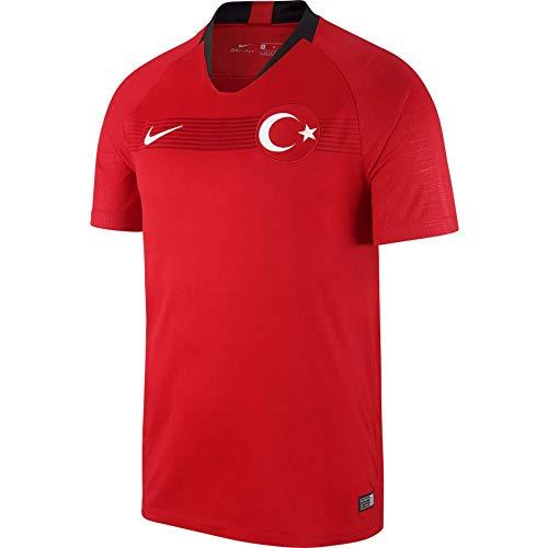Nike Herren Breathe Turkey Stadium SS Trikot, University red/Black/White, S