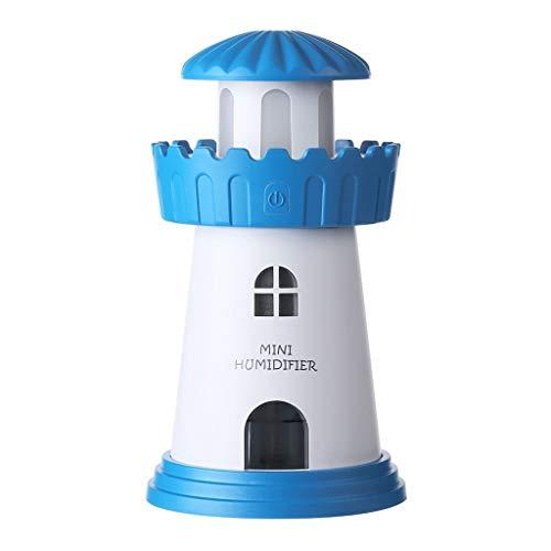 Da Dini Aromatherapie ätherisches Öl Diffuser 150ml 8Hrs Aroma Diffuser mit kühlem Nebel-Befeuchter for große Zimmer, Wohnhaus, Baby-Schlafzimmer, Wasserlos automatische Abschaltfunktion